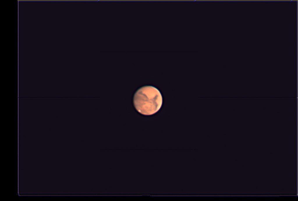Planet Mars am
